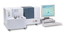 ナノ粒子径分布測定装置 sald 7100 東海理機株式会社 静岡の計測器